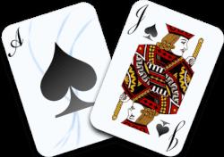 win je met een blackjack